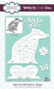 Creative Expressions Paper Cuts 3D Collection Badger Craft Die